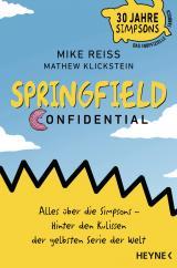 Cover-Bild Springfield Confidential