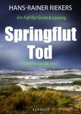 Cover-Bild Springfluttod. Ostfrieslandkrimi