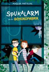 Cover-Bild Spukalarm in der Schokofabrik