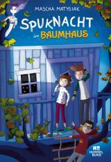 Cover-Bild Spuknacht im Baumhaus