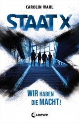 Cover-Bild Staat X