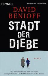 Cover-Bild Stadt der Diebe