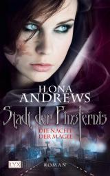 Cover-Bild Stadt der Finsternis - Die Nacht der Magie