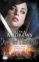 Cover-Bild Stadt der Finsternis - Duell der Schatten