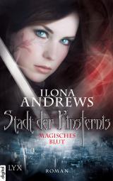 Cover-Bild Stadt der Finsternis - Magisches Blut