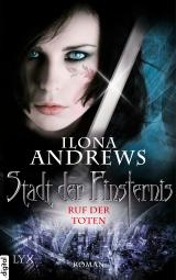 Cover-Bild Stadt der Finsternis - Ruf der Toten