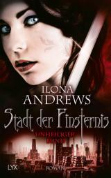 Cover-Bild Stadt der Finsternis - Unheiliger Bund