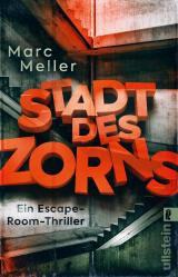 Cover-Bild Stadt des Zorns