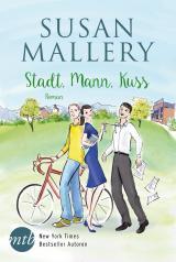 Cover-Bild Stadt, Mann, Kuss