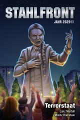 Cover-Bild Stahlfront 2029 – Band 1: Terrorstaat