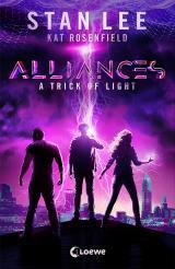 Cover-Bild Stan Lee's Alliances - A Trick of Light