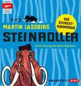 Cover-Bild Steinroller. Der Steinzeit-Kommissar