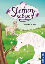 Cover-Bild Sternenschweif, 68, Alpaka in Not