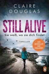 Cover-Bild STILL ALIVE - Sie weiß, wo sie dich findet