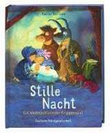 Cover-Bild Stille Nacht. Ein Weihnachtslieder-Krippenspiel. Singen, spielen, verkleiden: die Weihnachtsgeschichte nachspielen – ein inspirierendes Bilderbuch zum Mitmachen!