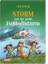 Cover-Bild Storm und der große Fußballsturm