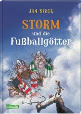 Cover-Bild Storm und die Fußballgötter