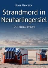 Cover-Bild Strandmord in Neuharlingersiel. Ostfrieslandkrimi