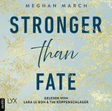 Cover-Bild Stronger than Fate
