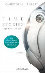 Cover-Bild T.I.M.E Stories - Jagd durch die Zeit