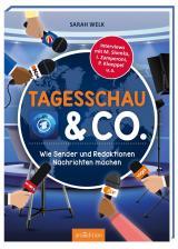 Cover-Bild Tagesschau und Co. - Wie Sender und Redaktionen Nachrichten machen