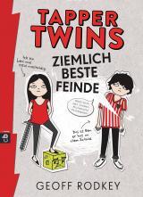 Cover-Bild Tapper Twins - Ziemlich beste Feinde