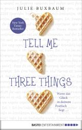 Cover-Bild Tell me three things