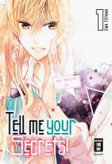 Cover-Bild Tell me your Secrets! 01