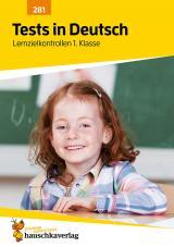 Cover-Bild Tests in Deutsch - Lernzielkontrollen 1. Klasse