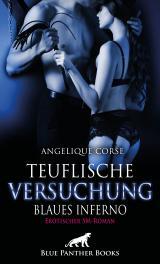 Cover-Bild Teuflische Versuchung - Blaues Inferno | Erotischer SM-Roman