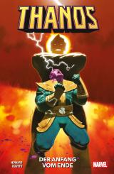 Cover-Bild Thanos: Der Anfang vom Ende