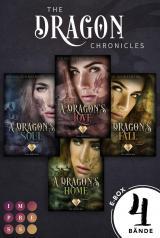 Cover-Bild The Dragon Chronicles. Sammelband der gefühlvollen Urban Fantasy Serie für Drachenfans (The Dragon Chronicles )