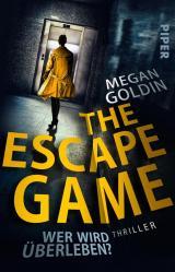 Cover-Bild The Escape Game – Wer wird überleben?