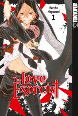 Cover-Bild The Love Exorcist 01