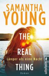 Cover-Bild The Real Thing - Länger als eine Nacht