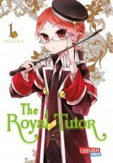 Cover-Bild The Royal Tutor 1