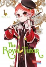 Cover-Bild The Royal Tutor 1