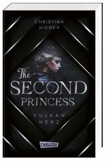 Cover-Bild The Second Princess. Vulkanherz