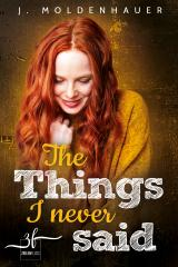 Cover-Bild The Things I Never Said