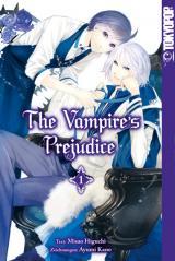 Cover-Bild The Vampire's Prejudice 01