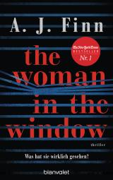 Cover-Bild The Woman in the Window - Was hat sie wirklich gesehen?