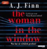Cover-Bild The Woman in the Window - Was hat sie wirklich gesehen?