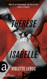 Cover-Bild Thérèse und Isabelle