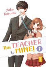 Cover-Bild This Teacher is Mine! 01