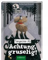 Cover-Bild Tiergeister AG - Achtung, gruselig!