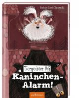 Cover-Bild Tiergeister AG - Kaninchen-Alarm!