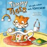 Cover-Bild Timmy Tiger. Ich geh schon aufs Töpfchen!
