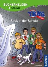 Cover-Bild TKKG Junior, Bücherhelden 1. Klasse, Spuk in der Schule