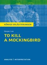 Cover-Bild To Kill a Mockingbird von Harper Lee.