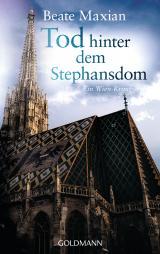 Cover-Bild Tod hinter dem Stephansdom